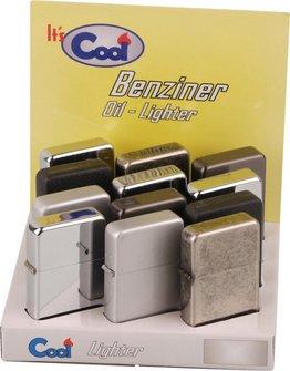"""COOL Benziner """"Basic"""" sortiert"""