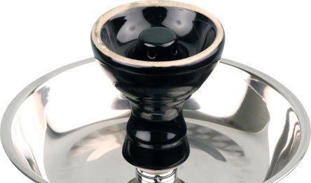 Modern-Shisha Wasserpfeife  transparent 1er/50cm