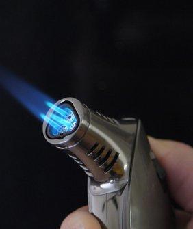 """Sky 3-Flammen Jet-Fzg. """"Helios"""" dark gun satin/dark gun pol."""