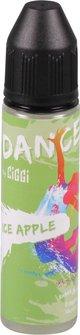 Dance Shake & Vape Ice Apple ohne Nikotin 50ml