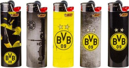 """M A X I  BIC """"BVB Dortmund"""" sortiert"""