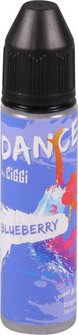 Dance Shake & Vape Blueberry ohne Nikotin 50ml