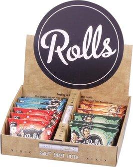 Rolls Smart-Filter 5,8mm Ø Pocket Pack  Inh. 10 Filter
