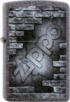 "Org.ZIPPO Iron Stone ""Zippo Bricks"" 60001361"