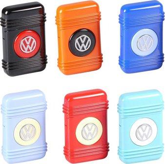 """VW """"Cover"""" Piezo-Feuerzeug sortiert"""