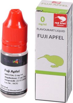 red kiwi FA Liquid Fuji Apple None 10ml