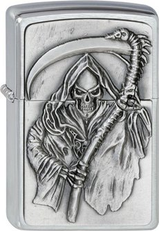 "Org.ZIPPO cr.Plak.""Reapers Curse""2000856"