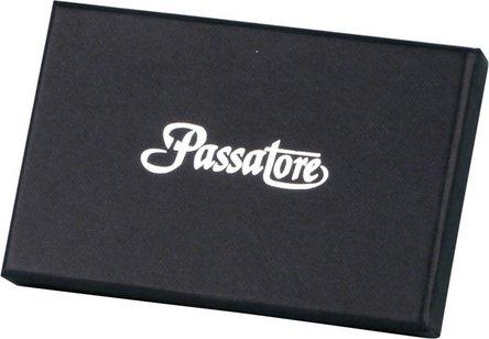 PASSATORE Cigarren-Abschneider bicolor poliert 24mm Schnitt
