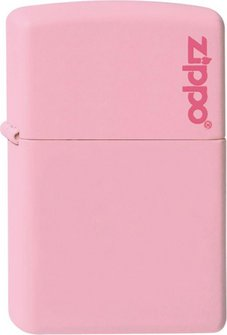 Org.ZIPPO Pink Matte with Logo   60001206