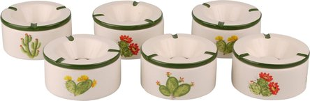 "Windascher Keramik ""Kaktus"" sortiert  12cm"
