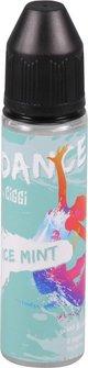 Dance Shake & Vape Ice Mint ohne Nikotin 50ml