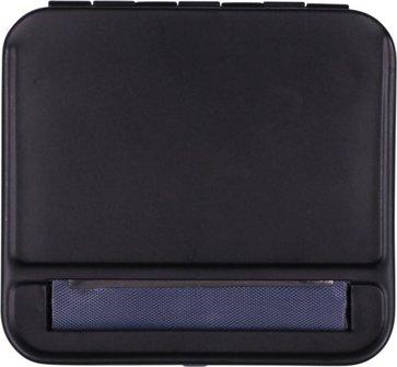 Cool Zigarettenrollbox aus Metall schwarz