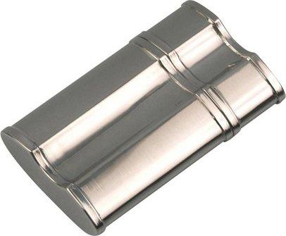 PASSATORE Schiebe-Ascher chrom poliert 9 x 5,4 x 2,0cm