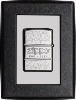 "Org.ZIPPO Armor Case graviert ""85 Years"" 60002915"