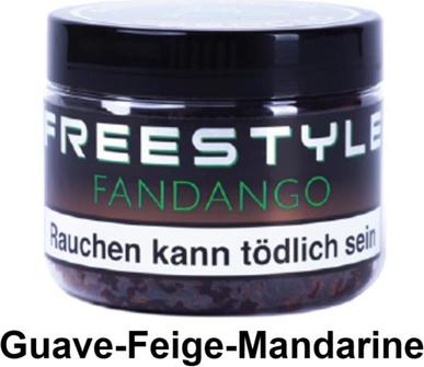 "WP-Tabak Freestyle ""Fandango"" 150gr-Dose"