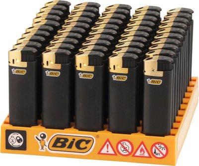 BIC Electronic J38 schwarz/gold
