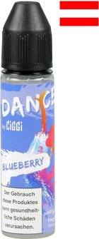 AT Dance Shake & Vape Blueberry ohne Nikotin 50ml