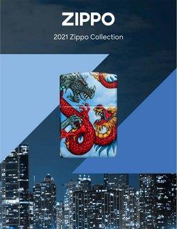 "ZIPPO Katalog ""Complete Line Collection 2021"""