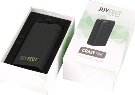 Joyfect Crazy One Vaporizer 2200 mAh  schwarz