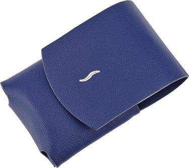 DUPONT Lederetui blau für MINIJET  183051