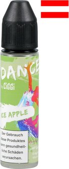 AT Dance Shake & Vape Ice Apple ohne Nikotin 50ml