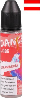 AT Dance Shake & Vape Strawberry ohne Nikotin 50ml