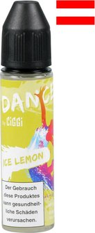 AT Dance Shake & Vape Ice Lemon ohne Nikotin 50ml