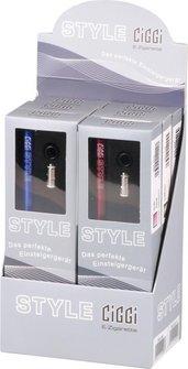 E-Zigarette CIGGI STYLE Top-Filler sortiert