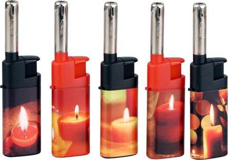 "COOL Universalanzünder ""Hit/Candle"" 10,5cm  sortiert"