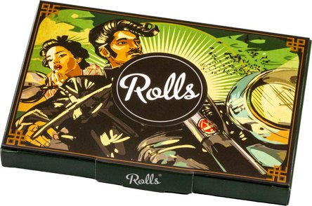 Rolls Smart-Filter 5,8mm Ø VIP Pack XL  Inh. 80 Filter