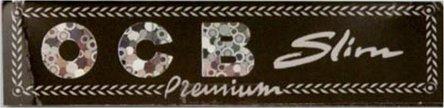 OCB PREMIUM EXTRA LONG Slim Zigarettenpapier je 50 Heft.