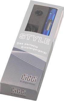 E-Zigarette CIGGI STYLE Top-Filler Ice blue