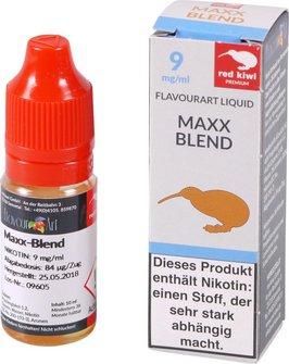 red kiwi FA Liquid Maxx-Blend Medium 10ml