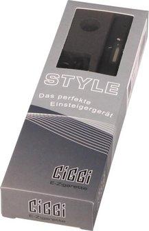 E-Zigarette CIGGI STYLE Top-Filler schwarz softtouch