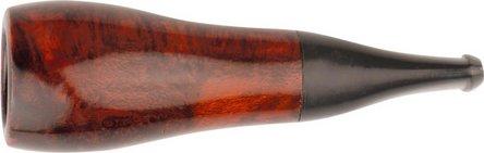 Cigarrenspitze Bruyere orange/black 15mm Bohrung