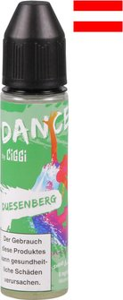 AT Dance Shake & Vape Duesenberg ohne Nikotin 50ml