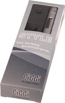 E-Zigarette CIGGI STYLE Top-Filler silber