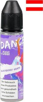 AT Dance Shake & Vape Blackberry Grape ohne Nikotin 50ml