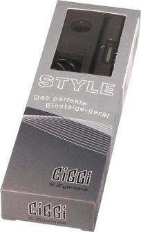 E-Zigarette CIGGI STYLE Top-Filler grau/gun