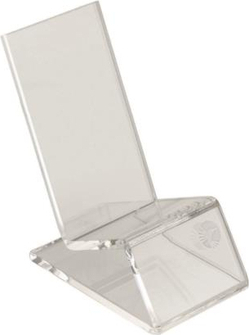 COLIBRI Plexi-Dekofüsse groß für Feuerzeuge transparent
