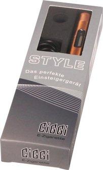 E-Zigarette CIGGI STYLE Top-Filler kupferfarben