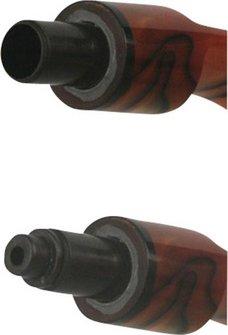 Adapter zur Reduktion von 9 mm auf 3 mm