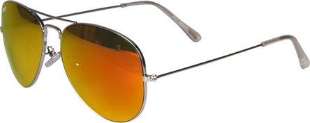 ZIPPO sunglass OB36-07 Metall gold, glasses orange