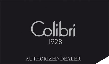 "COLIBRI Aufkleber ""Authorized Dealer"""