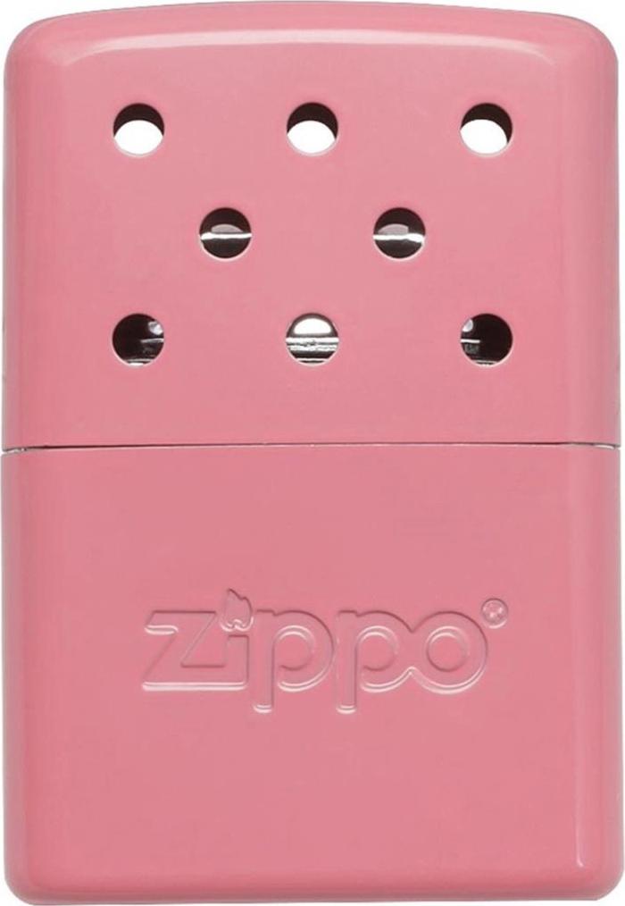 org zippo taschenw rmer klein pink 60001663 accessoires. Black Bedroom Furniture Sets. Home Design Ideas