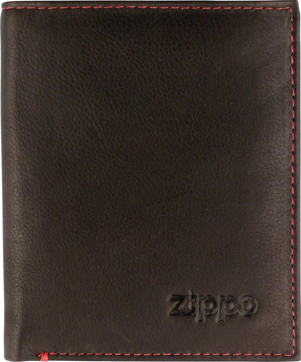 e971c01d87e5c ZIPPO Herren-Geldbeutel Leder hoch Mocca 2005121 - Zippo Feuerzeuge ...